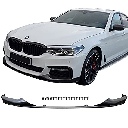 Amazon Com Front Bumper Fits 2017 2019 Bmw 5 Series G30 Mp Style
