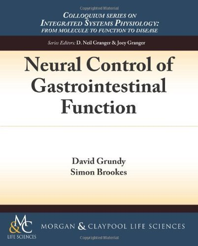 Books : Neural Control of Gastrointestinal Function by Grundy, David, Brookes, Simon (2011) Paperback