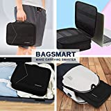 BAGSMART Travel Electronic Organizer Small and
