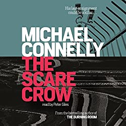 The Scarecrow: Jack McEvoy, Book 2