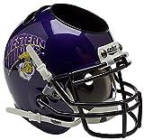 NCAA Western Illinois Leathernecks Helmet Desk Caddy, One Size