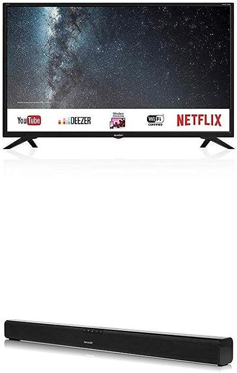 Sharp 32BC3E - Smart TV de 32