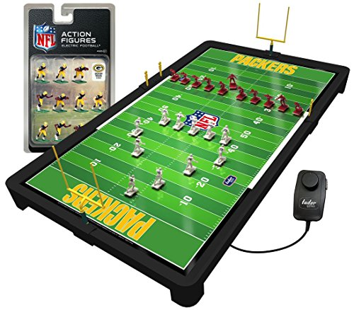 - Green Bay Packers NFL Electric Football Game