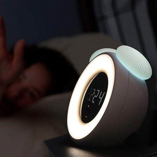 Protección de los ojos Luz nocturna para niños Entrenador para ...