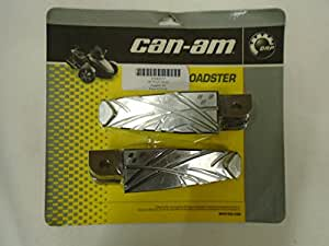 Can-Am 219400117 Billet Front Foot Pegs