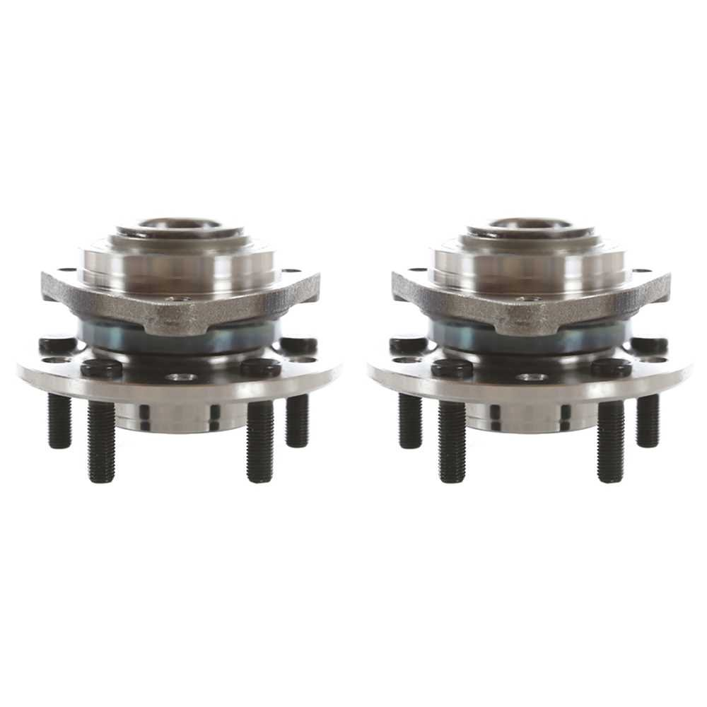 Prime Choice Auto Parts HB613091PR Front Hub Bearing Assembly Pair