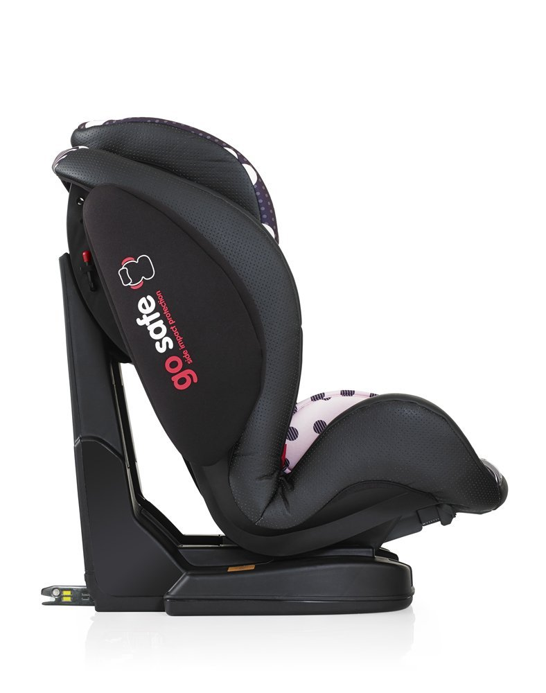 Cosatto Hug Grp 123 Isofix Anti Escape Car Seat (Daisy Dot): Amazon