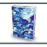 The Original Book Sox - Jumbo Blue Camo