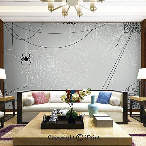Lionpapa_mural Removable Wall Mural | Self-Adhesive Large Wallpaper,Spiders