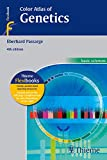 img - for Color Atlas of Genetics book / textbook / text book