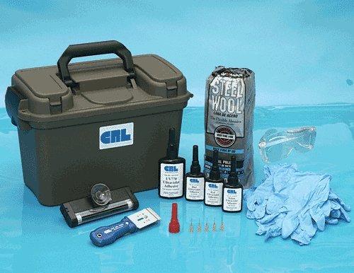 CRL Small Project UV Glass Bonding Starter Kit