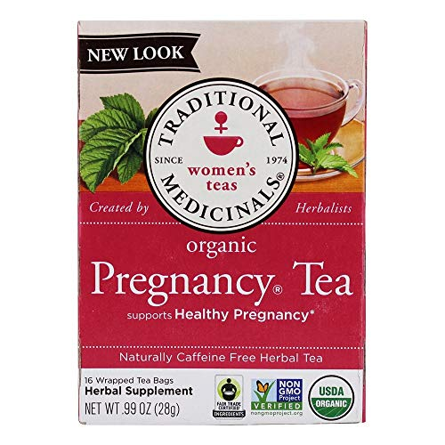 Traditional Medicinals Tea Pregnancy