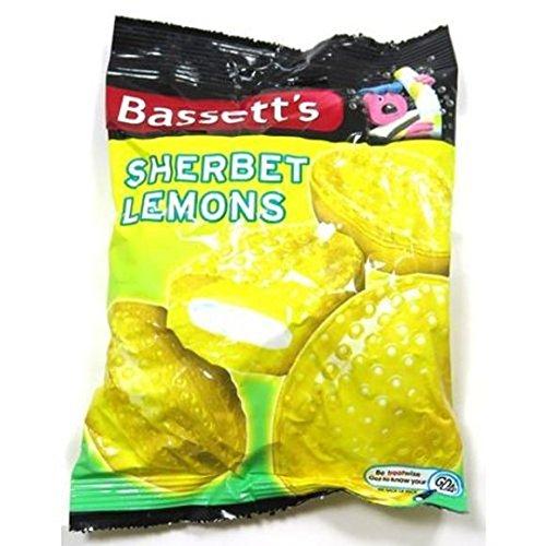 Bssett's Sherbet Lemon 200g - (3 Pack)