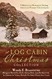 A Log Cabin Christmas Collection: 9 Historical Romances during American Pioneer Christmases (Thorndike Press Large Print Christian Fiction)
