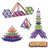 Geodude Magnetic Building Sticks for Kids, 100