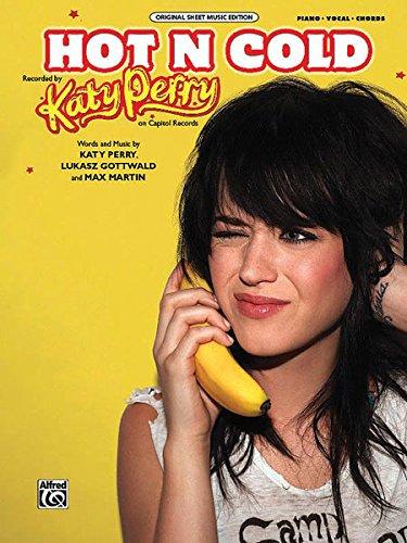Amazon.com: Katy Perry – Hot N Cold – P/V/G hoja Música ...