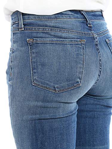 Azul Brand Algodon Jb9012t178 J Mujer Jeans tBOAqBTn6