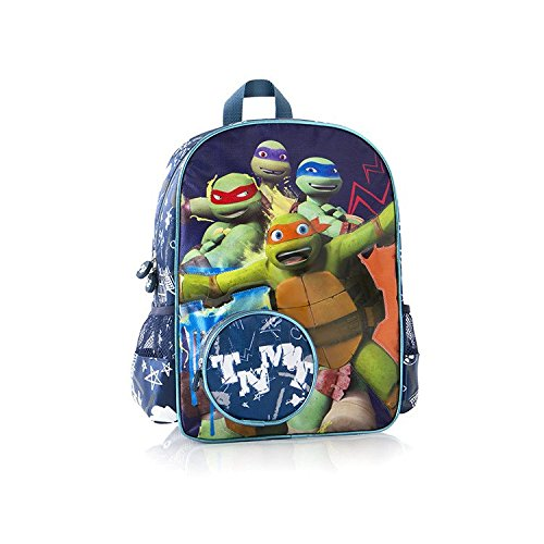 Heys TMNT Ninja Turtle Deluxe Classic Designed Brand New Kids Backpack 15