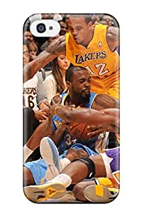 Pamela Sarich's Shop los angeles lakers nba basketball (83) NBA Sports & Colleges colorful iPhone 4/4s cases