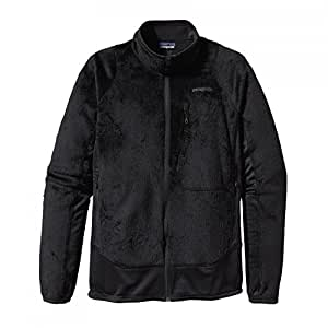 Patagonia R2 Jacket Mens (Medium, Black)