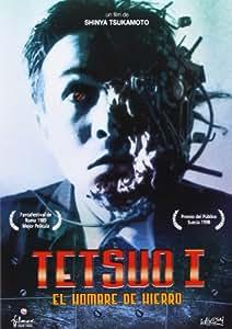 Tetsuo I - El hombre de hierro [DVD]
