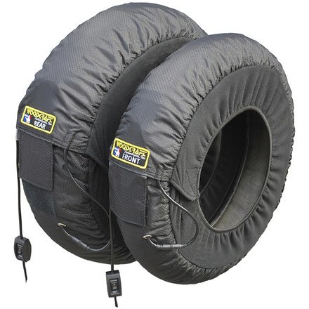 Woodcraft Dual Temp Gen II Tire Warmers With Case
