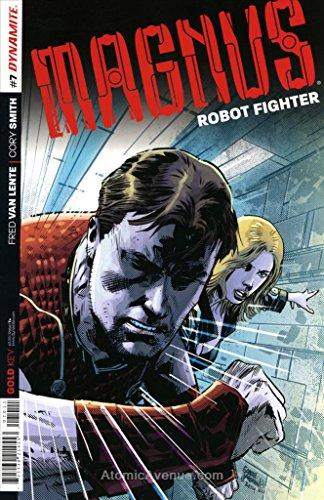 Magnus Robot Fighter (Dynamite Vol. 1) #7 VF/NM ; Dynamite comic book ()