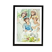 A3, A4 photo frame - suitable for large picture frames - for wall or desktop use