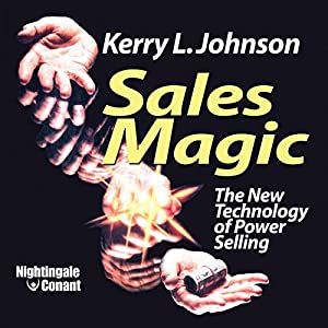 Sales Magic Audiobook
