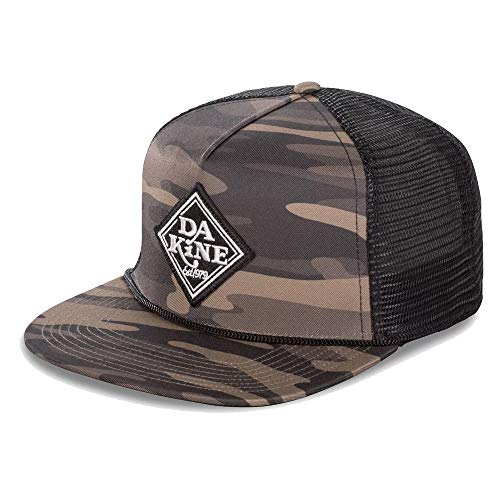 Dakine Men's Classic Diamond Trucker Hat, Field Camo, One Size ()