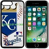 Royals Kansas C. Baseball New Black Apple iPhone 7 Plus Case By Mr Case