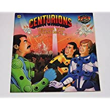 Terror for President (Centurions Super Adventure)