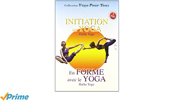 Initiation au yoga + En forme avec le yoga Francia DVD ...