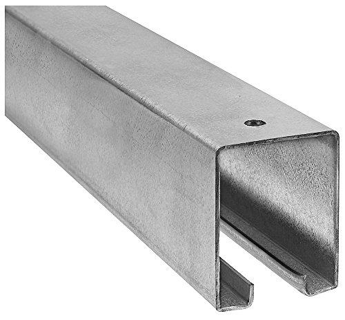 Box Rail Glv 8' (Box Plain Rail)