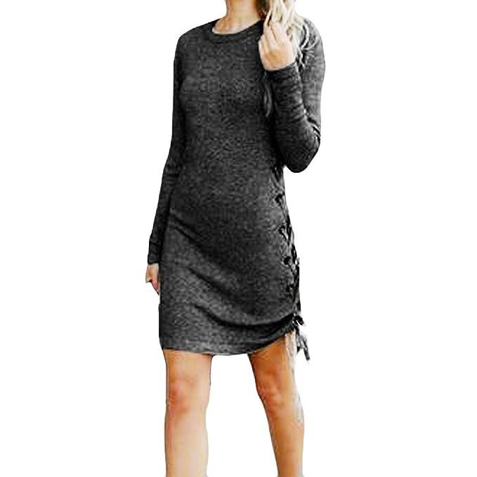 Sunnywill Vestidos De Fiesta Mujer Largos Elegantes Vestidos Largos Fiesta Mujer Tallas Grandes Vestidos Manga Largo