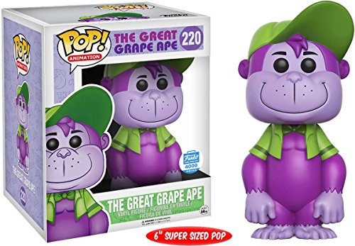 POP ANIMATION: THE GREAT GRAPE