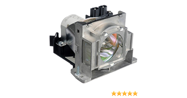 Replacement Lamp Assembly with Genuine Original OEM Bulb Inside for Mitsubishi XD350U Projector Power by Osram