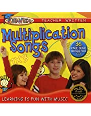 Multiplication Songs (Print Booklet)