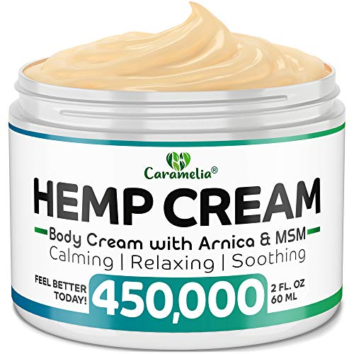 Hemp Oil Cream