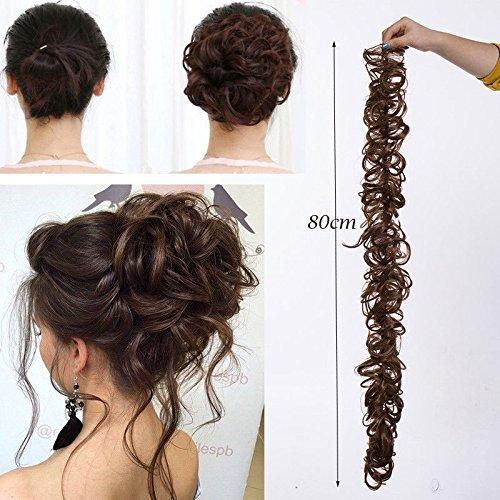 Postiche Extensions a clip cheveux naturel