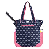 Ame & Lulu Match Point Emerson Tennis Tote