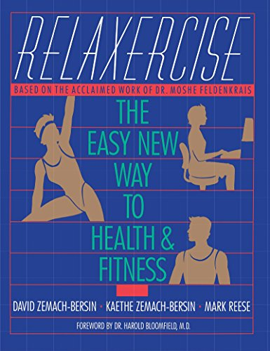Relaxercise: The Easy New Way to Health and Fitness cover