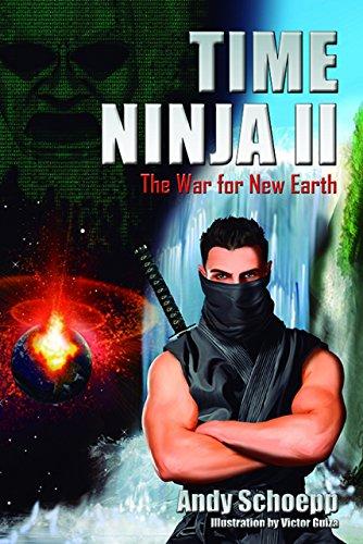 Amazon.com: Time Ninja II: The War for New Earth eBook: Andy ...