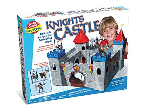 Castillo Small World Juguetes creativos -Knights '