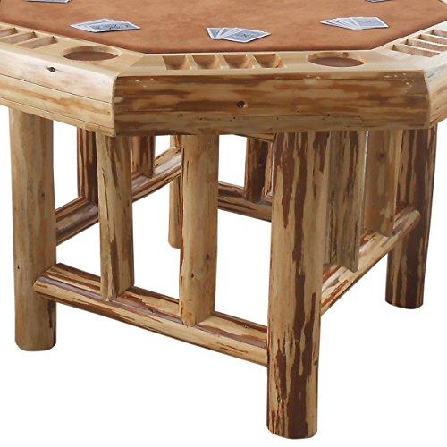 Rush Creek Creations 8 Player Octagon Poker Table