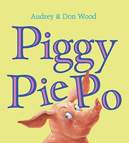 Piggy Pie Po (Board Book)