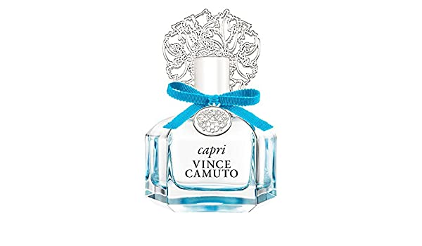 Vince Camuto Capri para mujer estuche – 100 ml Eau de Parfum Spray + 10 ml Eau de Parfum mini Spray + neceser: Amazon.es: Belleza