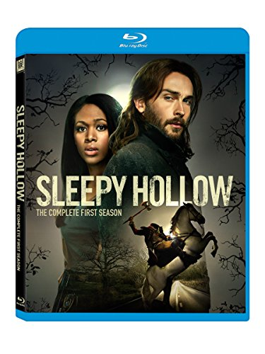 Blu-ray : Sleepy Hollow: The Complete First Season (, Digital Theater System, AC-3, Dolby, Widescreen)