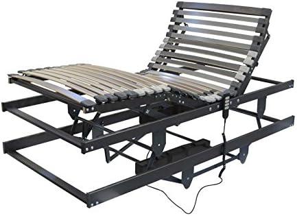 perbix ancianos Marco hasta 130 kg – Somier/cama Lift M ...