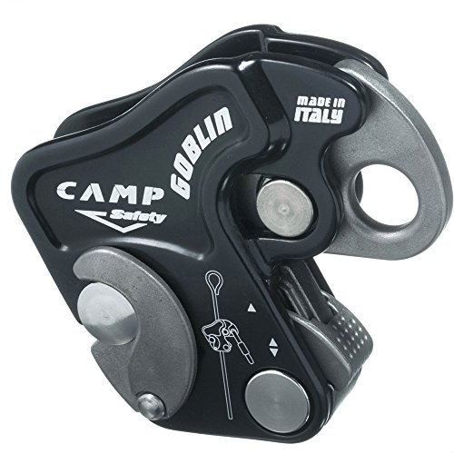 CAMP Goblin Fall Arrester Black by Camp